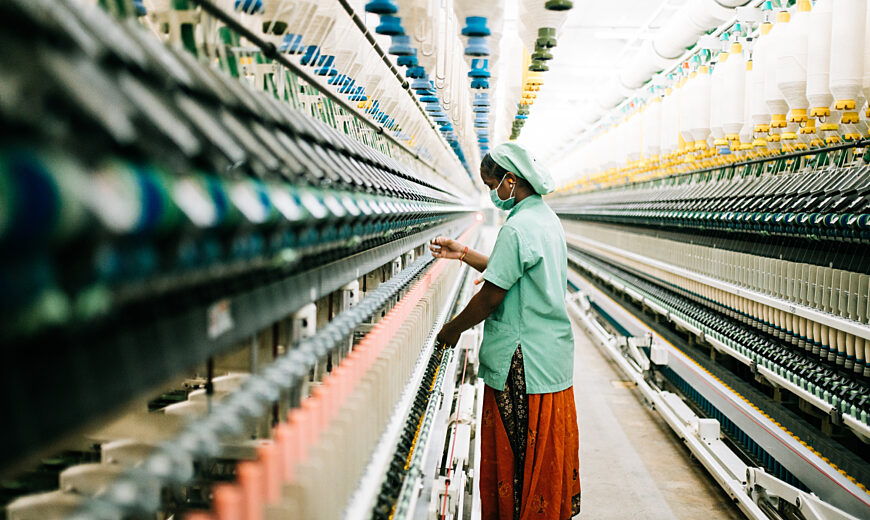 Cotton and Textiles at Armstrong India 2020
