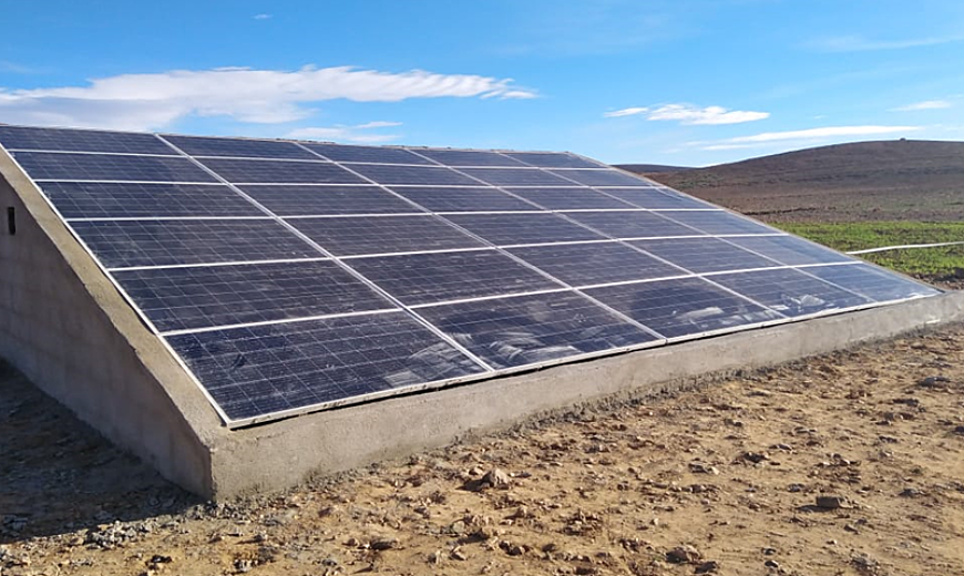 May covid update solar panel
