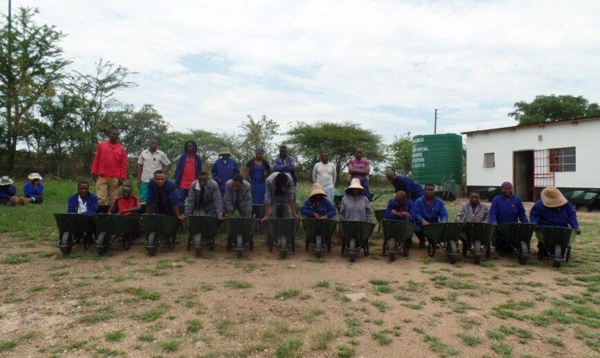 Sugar 2021 wheelbarrows use of premium  - Eswatini Sugar Association