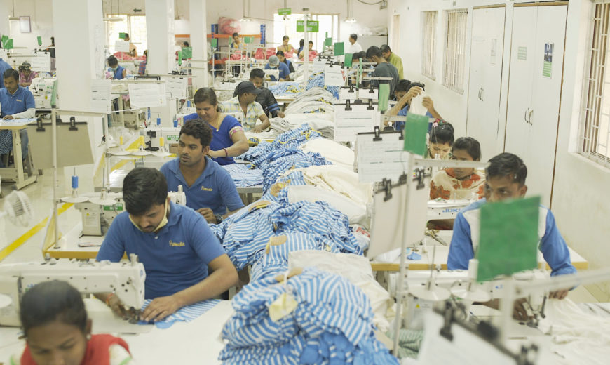 Workers Purecotz factor Fairtrade Germany