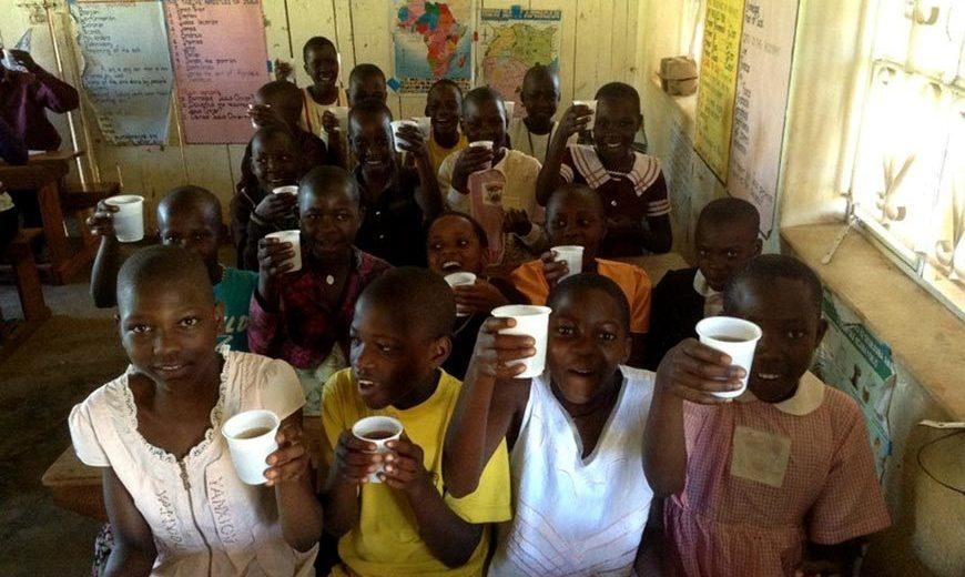 2014 Kibinge Students Coffee Cups 870