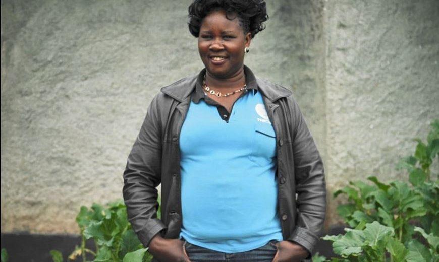 Agnes Chebii from Karen Roses