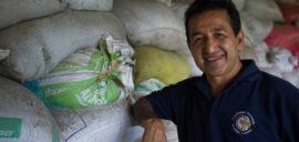 Rodolfo Peña Alba is managing director of Café Orgánico Marcala, a coffee cooperative in Marcala, Honduras.